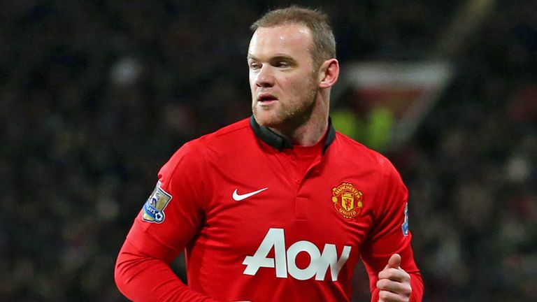 Wayne Rooney: Manchester United striker happy with new contract