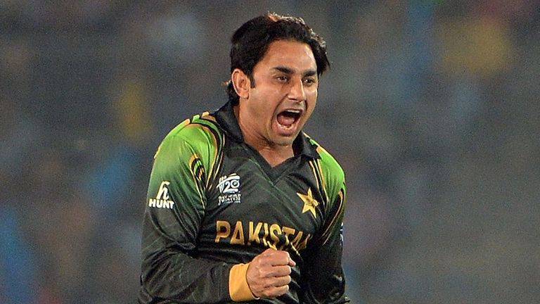 Saeed Ajmal: Worcestershire stint set to begin this weekend