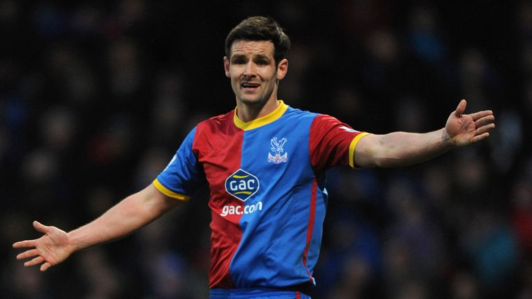 Scott Dann: Delighted with another clean sheet