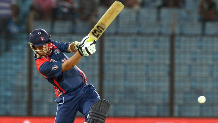 Subash Khakurel: Hit a maiden half-century to help Nepal beat Afghanistan