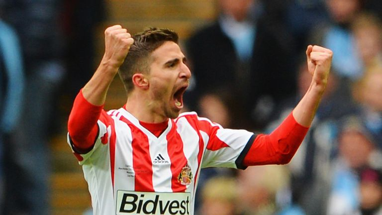 Fabio Borini: Sunderland striker learning from relegation battle