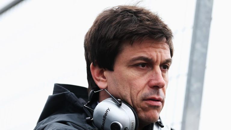 Toto Wolff: Would ideally like to see more running on Fridays