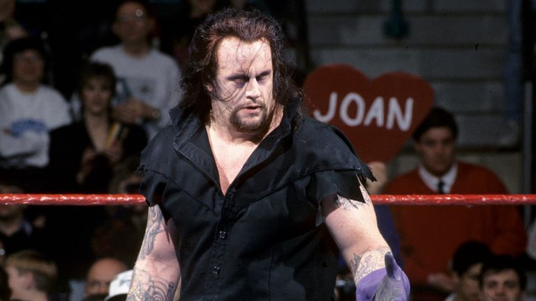 The Undertaker has been at every WrestleMania since the 17th version