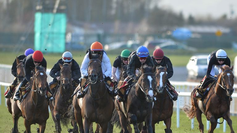 Australia (right): Worked nicely after racing