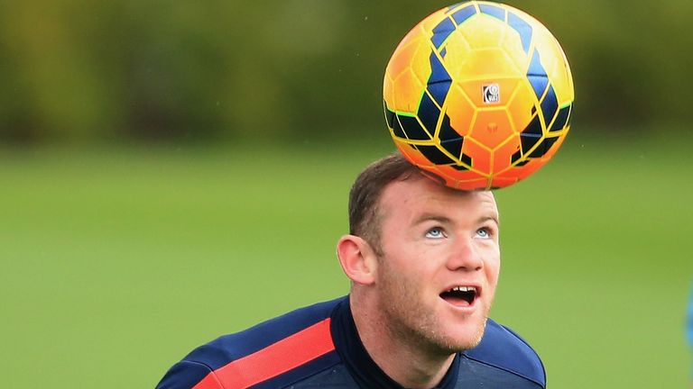 Wayne Rooney: Hoping for success in Brazil