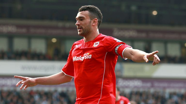 Steven Caulker: Could be on his way to QPR after Cardiff reached an agreement on a transfer fee