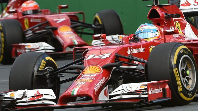 Ferrari: Hopeful of finding some big performance gains