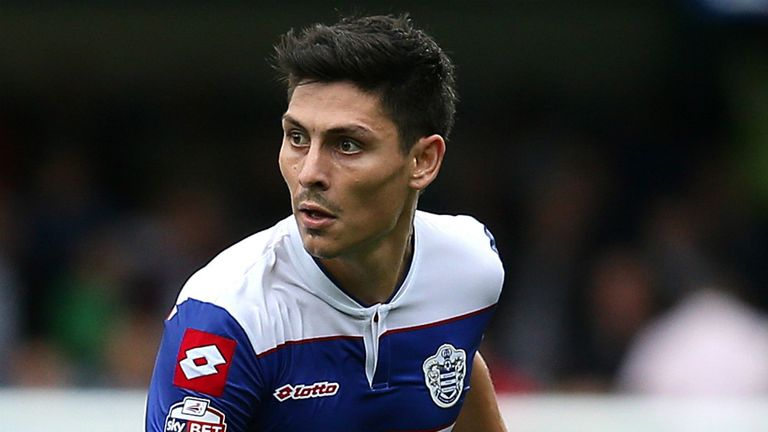 Alejandro Faurlin: Has signed a new deal at Loftus Road