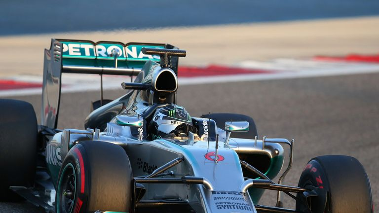 Nico Rosberg: Feels ready for the new season
