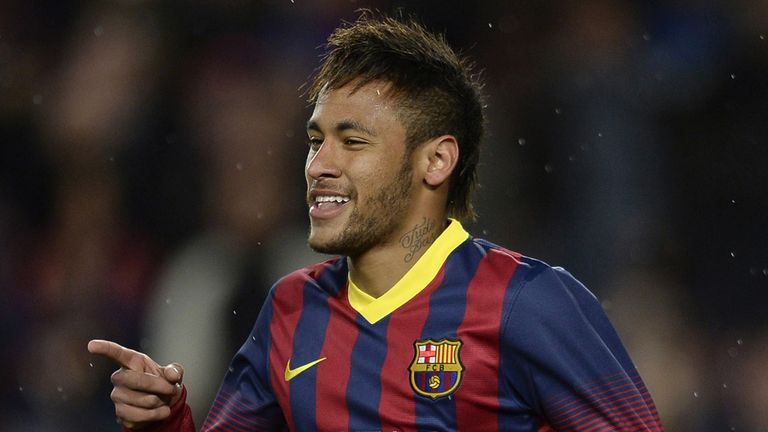 Neymar: Criticised in recent weeks