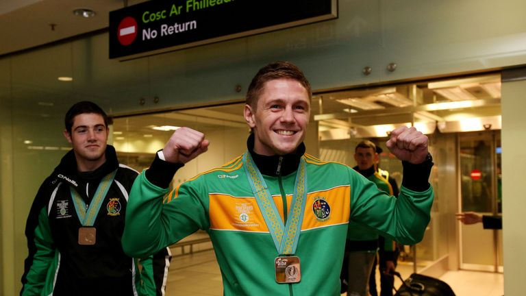 Jason Quigley: Is excited ahead of his first professional fight