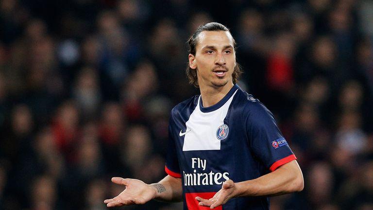 Zlatan Ibrahimovic: Hailed by former boss Lars Lagerback