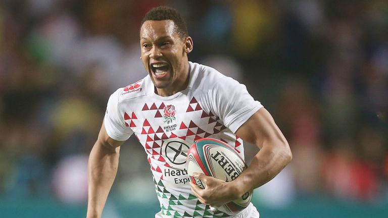 Dan Norton: Scored a brace as England set up a quarter-final date with South Africa