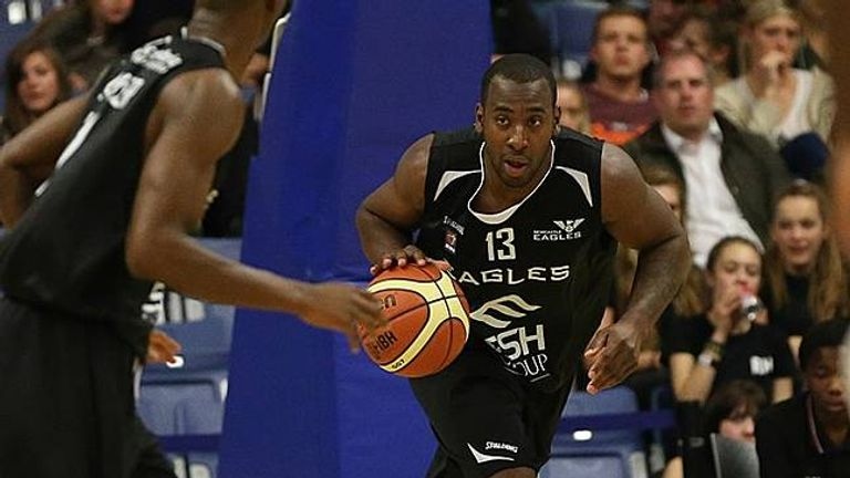 Darius Defoe: Scored 18 points in win over Plymouth Raiders