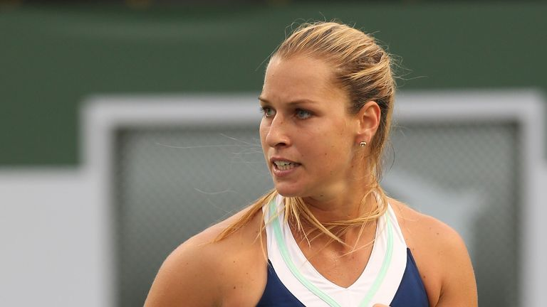 Dominika Cibulkova: Did not slip up in opening round of BMW Malaysian Open