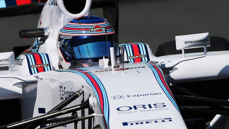 Valtteri Bottas: Eventful race in Australia