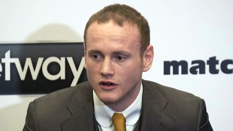 George Groves: Has insisted that neutral officials will be used in Carl Froch rematch