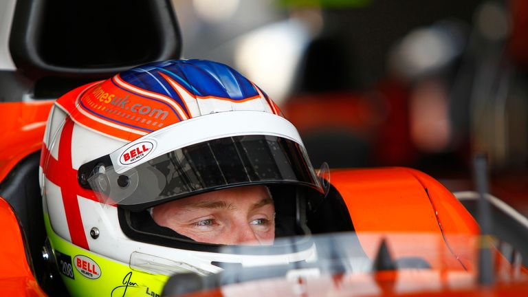 Jon Lancaster: Topped the final day in Bahrain
