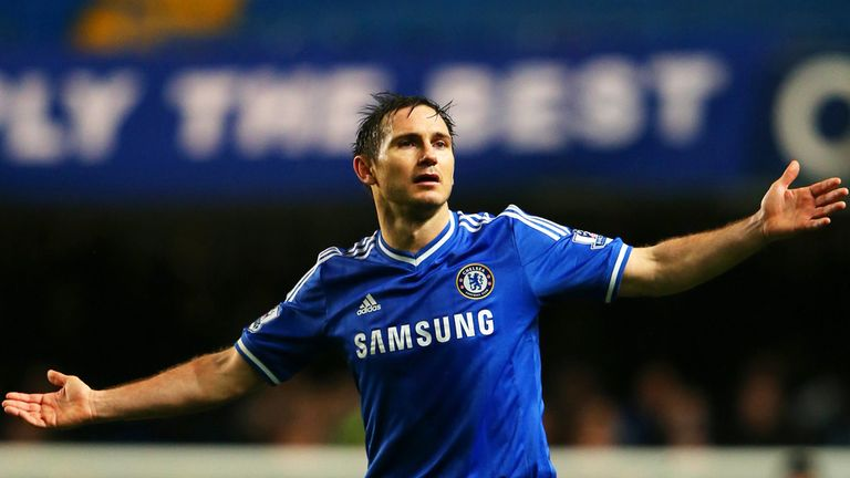 Lampard's Roy of the Rovers performances make him a Chelsea hero