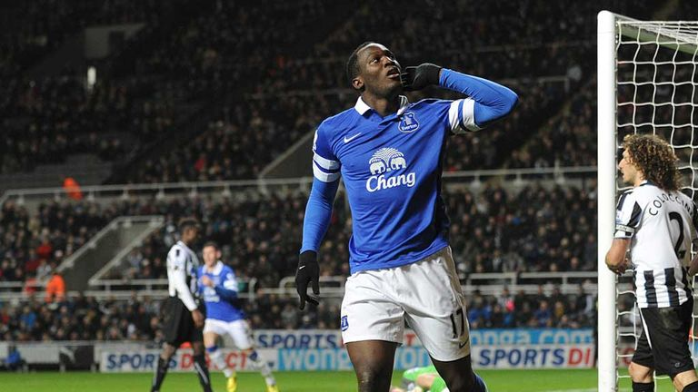 Romelu Lukaku: On-loan Chelsea striker could be a target for Tottenham