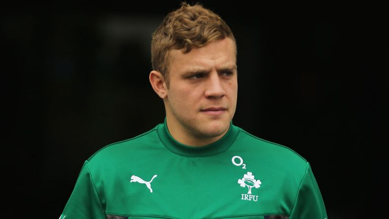 Ian Madigan: Set to make his first Six Nations appearance this season