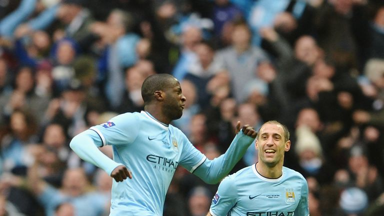 Yaya Toure: Came close to joining Arsenal in 2003