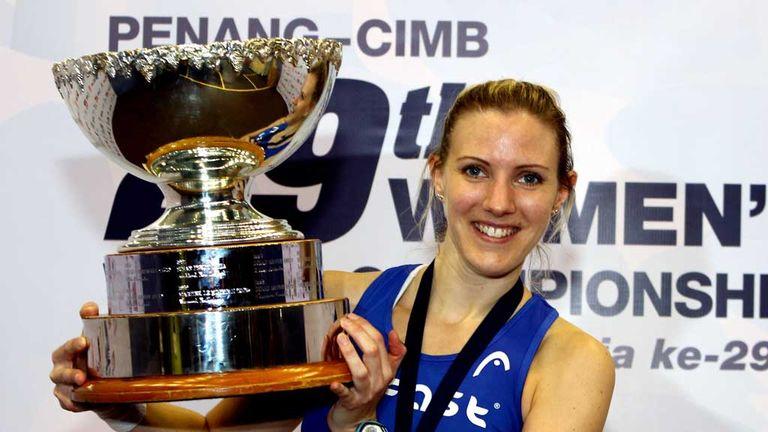 Laura Massaro: Squash world champion