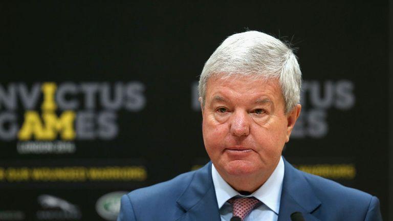Sir Keith Mills: Tottenham board member backing manager Tim Sherwood