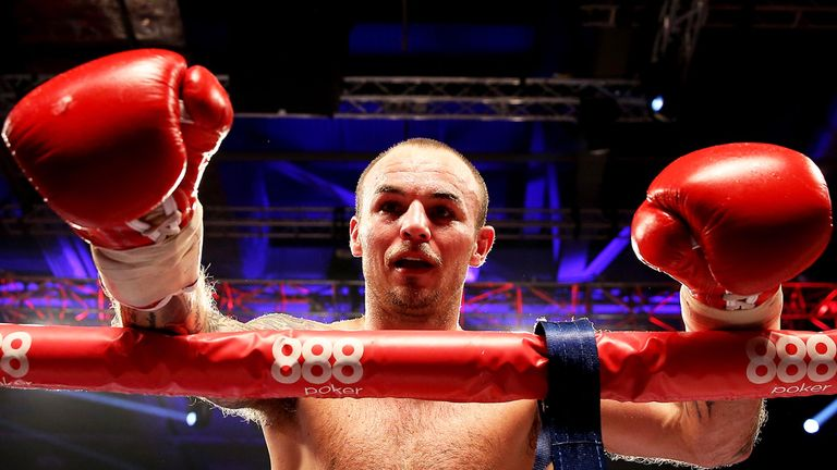 Kevin Mitchell: Jim wants him to get another crack at a world title