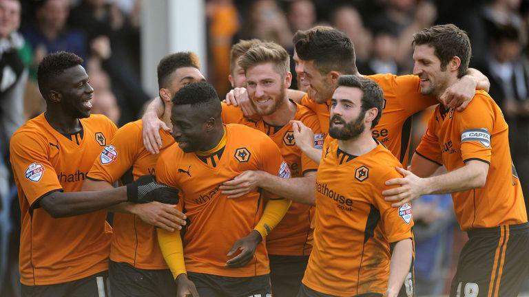 Wolves: Celebrate Nouha Dicko's brace