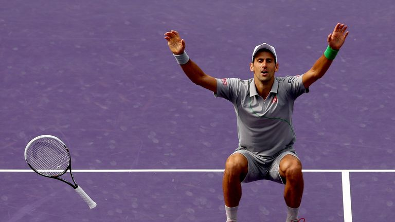 Novak Djokovic: Was far too strong for Nadal in Sony Open Tennis final
