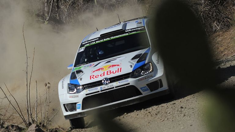 Sebastien Ogier: Avoided troubles to take lead in Mexico
