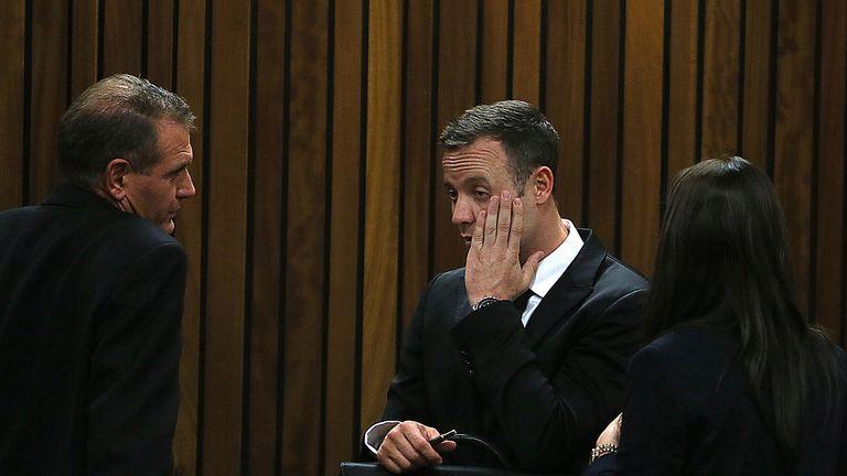 Oscar Pistorius: Day four of his trial