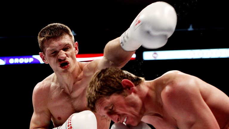 Grzegorz Proksa: Failed to take the world title in 2012