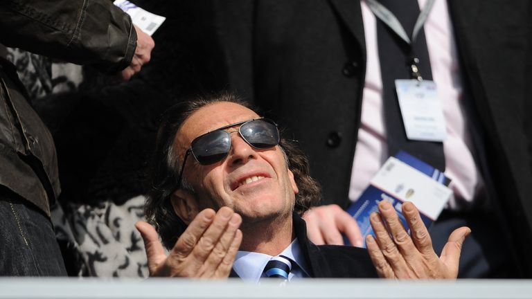 Massimo Cellino: Excited by the challenge ahead at Leeds United