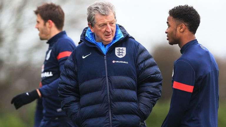 Roy Hodgson: Will be keeping a close eye on England's players tonight