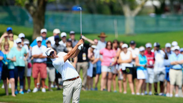 Adam Scott: Will take a three-shot lead into the final round at Bay Hill