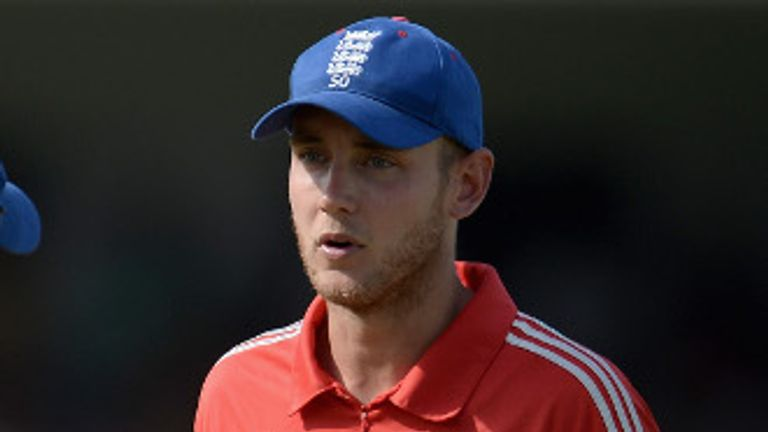 Stuart Broad faces a race against time for the World Twenty20