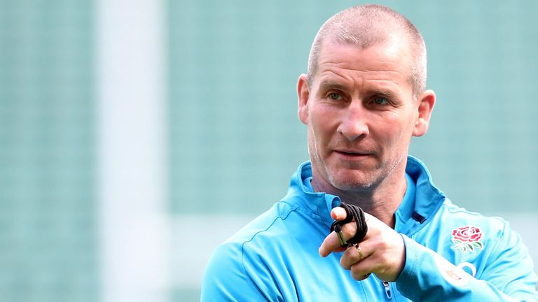 Stuart Lancaster: His England side finished the Six Nations as runners-up again