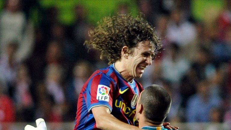 Carles Puyol and Victor Valdes: Leaving Barcelona this summer