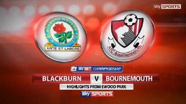 Blackburn 0-1 Bournemouth