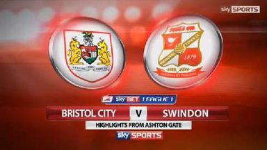 Bristol City 0-0 Swindon Town
