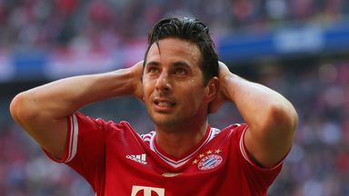 Claudio Pizarro: Staying on at the Allianz Stadium