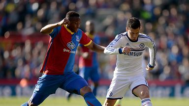 Kagisho Dikgacoi: Crystal Palace midfielder having an impressive season