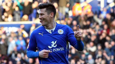 David Nugent: Leicester striker has signed new two-year deal