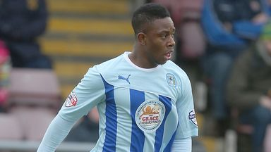 Franck Moussa: Joins Charlton on a free transfer