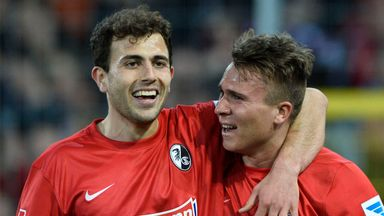 Admir Mehmedi (left): Staying at Freiburg