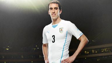 Diego Godin: Uruguay defender wary of threat posed by England