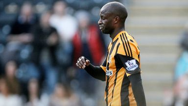 Sone Aluko: Has endured a frustrating time on the sidelines
