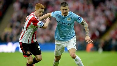 Aleksandar Kolarov: Has found regular first team football again